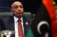 Aguila Saleh, archenemy of Libya's evil trio