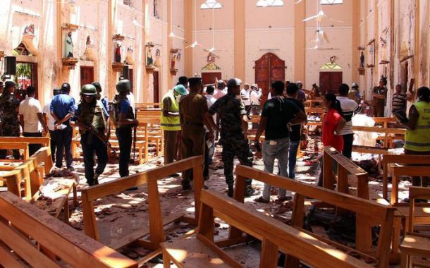 Regional and international leaders denounce Sri Lanka attacks