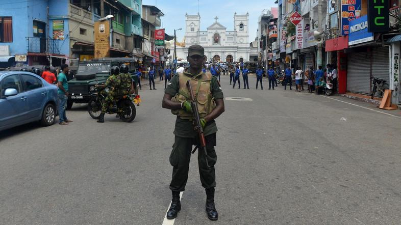 Sri Lanka imposes curfew until further notice