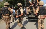 Five militants, one police officer killed in Pakistan raid
