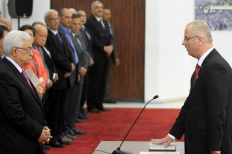 New Palestinian gov't has plan to rationalize expenses