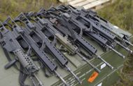 1000 Weapons cache at an Los Angeles home