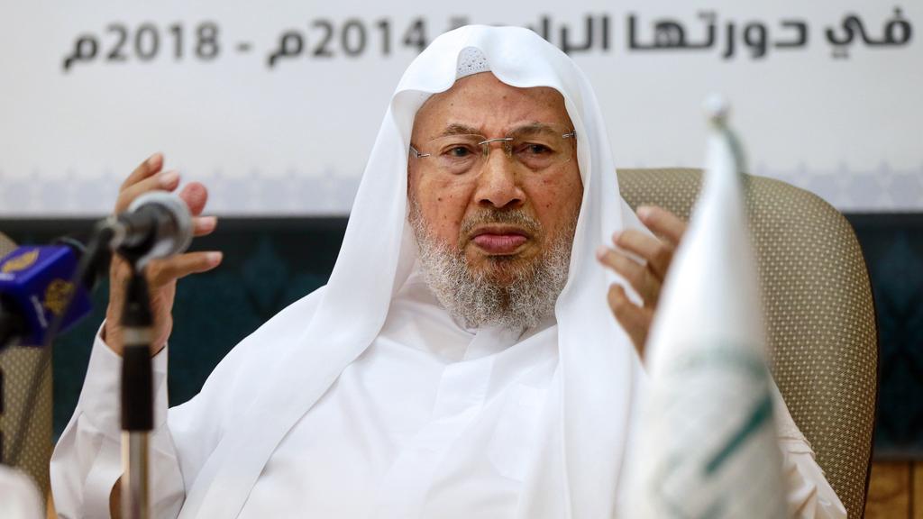 Muslim Brotherhood leader Yusuf Al Qaradawi's app banned by Google