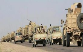 With support of Arab coalition, Yemeni army progressing, Houthi militias enduring heavy losses