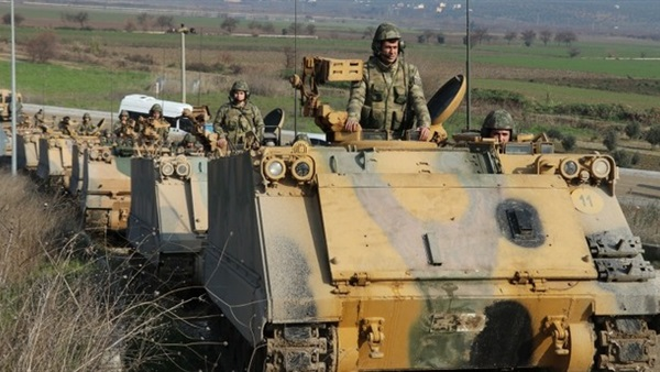 Turkey and U.S. spar over Syria Safe Zone, Turkish aspirations thwarted