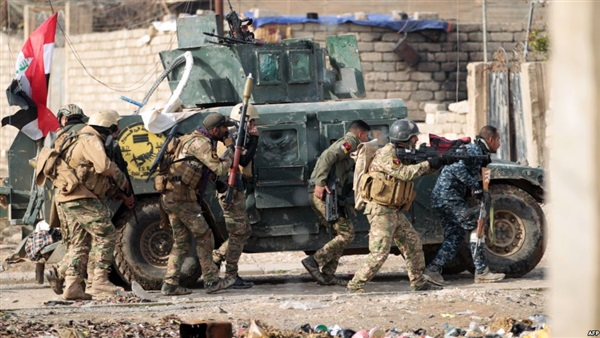 The Will of Victory Operation: Iraqi army chasing Daesh remnants on border with Syria