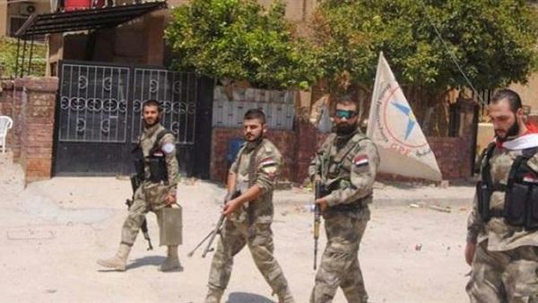 Syrian crisis creates Christian militias