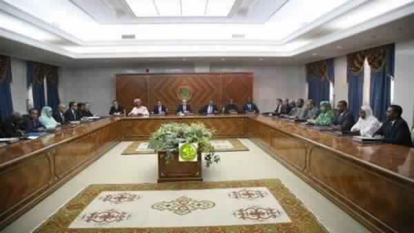 Mauritania forms gov't without Muslim Brotherhood