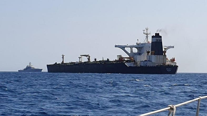 Iran: Britain might release Grace 1 tanker soon