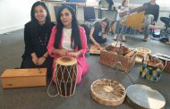 Ghada Abdel Rahim represents Egypt with a music therapy course at Britain's largest university
