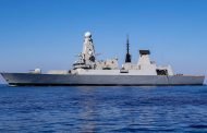 British warship sets sail for tanker escort mission in Gulf