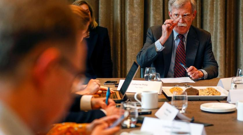 Bolton in UK, Suggests US Sanctions on Iran Could Wait after Brexit