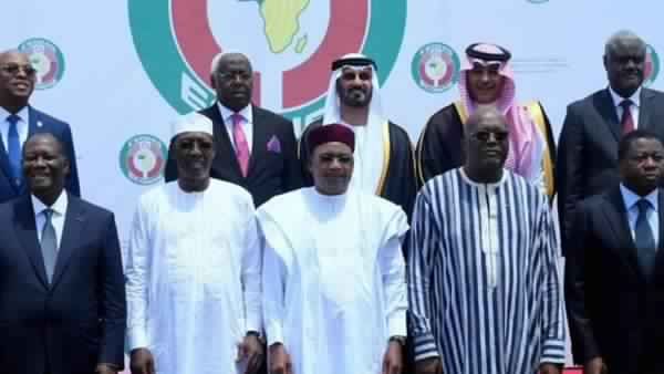 ECOWAS agrees to step up fight against terrorism