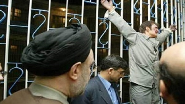 Foreigners in the jails of the mullahs