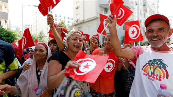 Funded lobbying blasts Tunisian elections