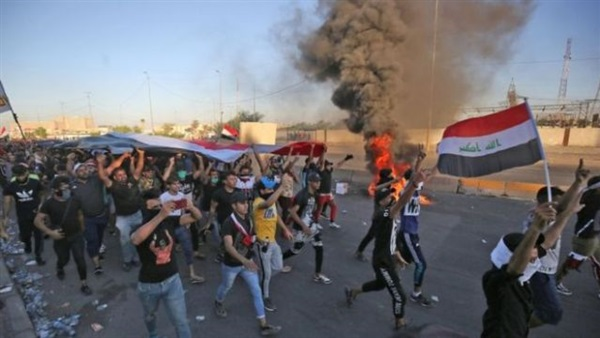 Khamenei's enemies: Iraqis rebel against Tehran's mullahs and their puppets in Baghdad