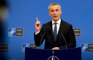 NATO chief says allies must stay united in ISIS fight