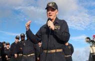 Iran not 'drawing back' militarily after Saudi attack: US admiral