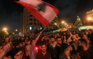 WhatsApp fee withdrawn as thousands in Lebanon protest over dire economy