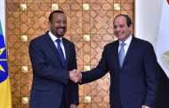 Egypt's Sisi, Ethiopia PM Stress Need to Overcome Nile Dam Obstacles