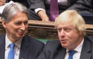Johnson using election to move Tories further right, says Hammond