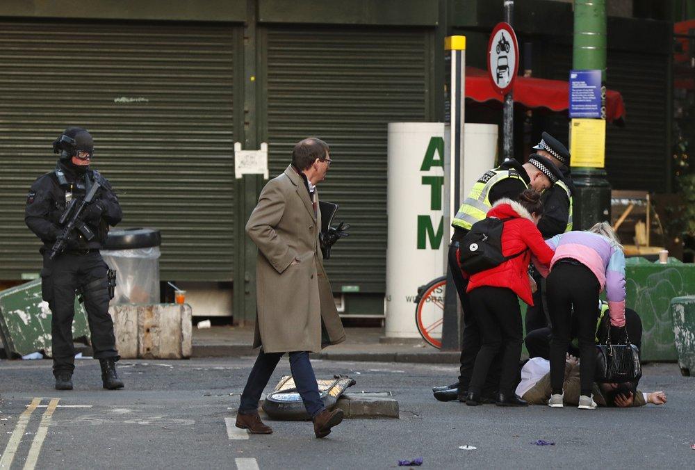 Police ID London Bridge attacker as ex-convict