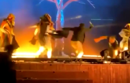 Three performers stabbed on stage in Saudi Arabia's capital
