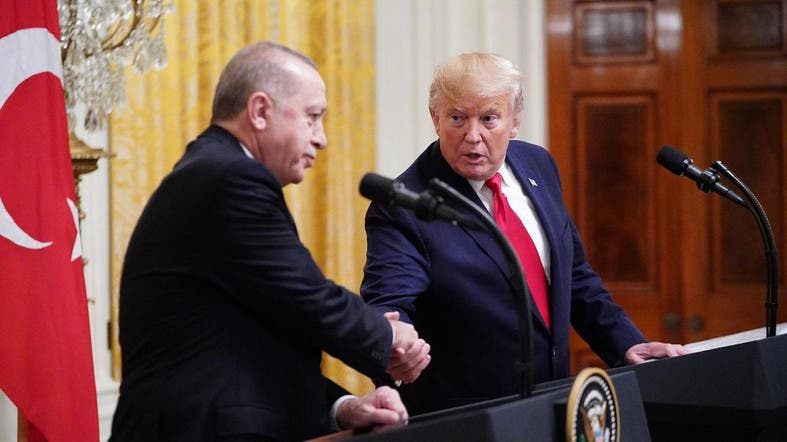 Trump: Turkey's purchase of Russian S-400 system creates 'serious challenges'