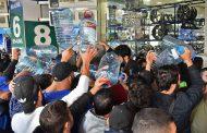 Lebanon petrol stations suspend strike