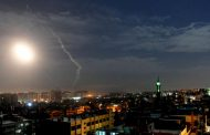Syrian army fires at hostile target in skies over Damascus countryside