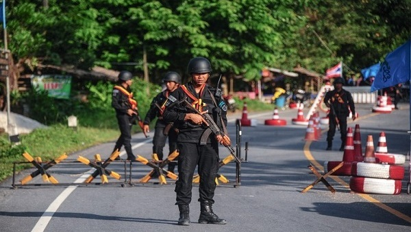 The biggest attack in years...15 killed in Thailand restive south