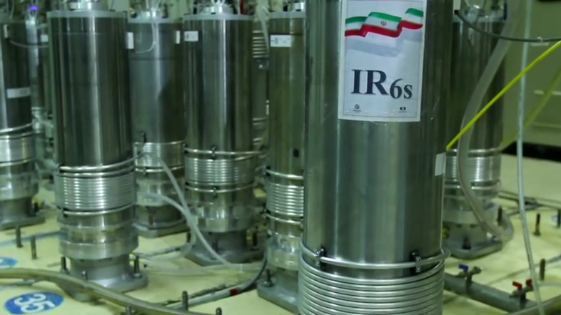 Iran starts injecting uranium gas into centrifuges at Fordow plant