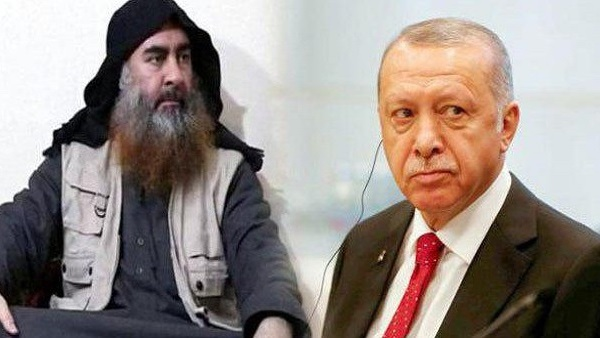 Erdogan announces al-Baghdadi's child captured