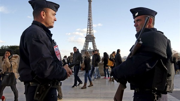 Fighting terrorism in France: Map of extremist groups