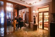 Two reported dead as Venice flooded by highest tide in 50 years