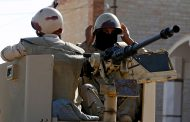 Egypt officials: 2 security forces killed in Sinai blast