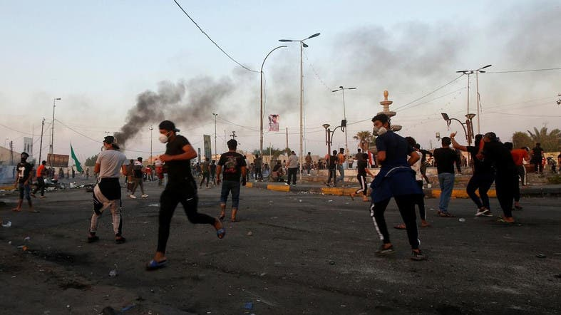 Ten killed in Iraq's Basra during protests outside govt headquarters