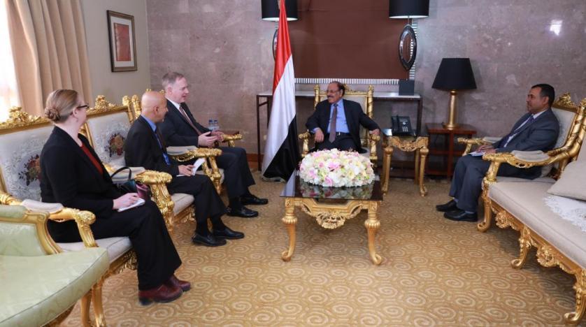 US, Germany Back Yemen Govt. in Implementing Riyadh Agreement