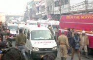 43 dead in 'horrific' factory blaze in Delhi