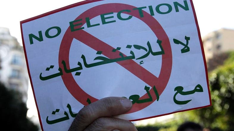 Two Algeria polling stations ransacked in Berber region