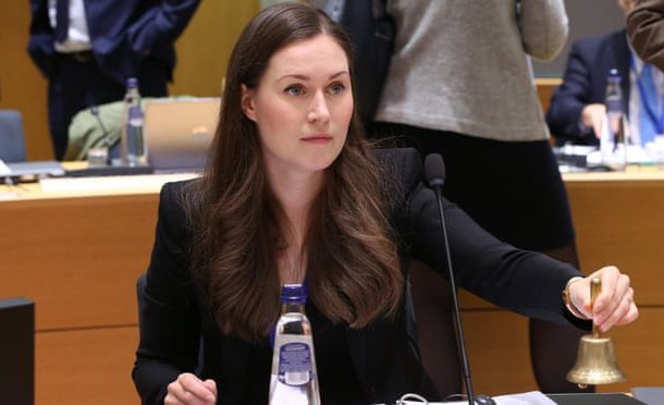 Finland anoints Sanna Marin, 34, as world's youngest serving prime minister