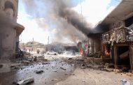 Airstrikes kill 19 civilians in northwest Syria