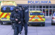Gunman shoots dead six in Czech hospital then kills himself