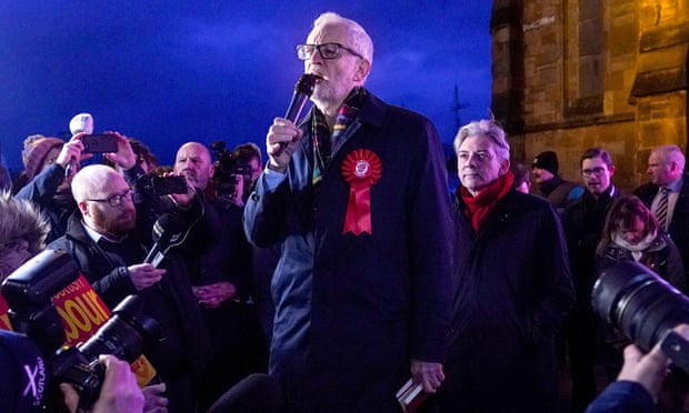 From a thumping Tory win to a Corbyn coalition – four election scenarios