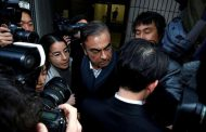 Ghosn fled Japan in a musical instrument box