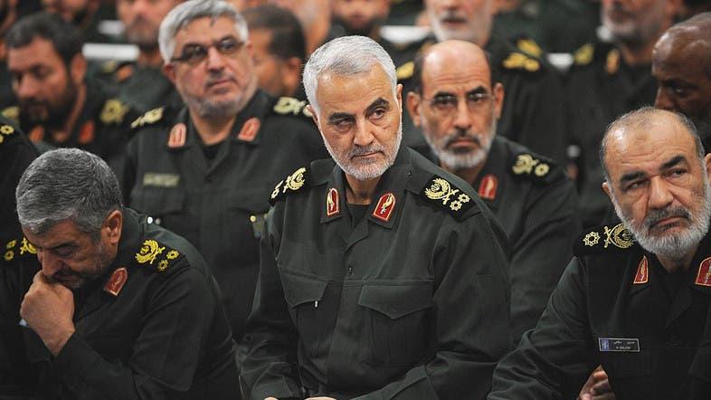 Iranian general Qassem Soleimani visits Baghdad as Iraq PM resigns