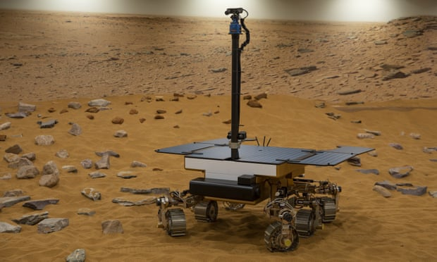 Race against time to launch Europe's troubled mission to Mars