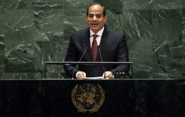 Egypt urges decisive action against states backing 'terror'