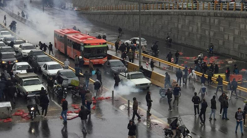 Iran state TV says 'rioters' shot, killed, judiciary rejects death tolls as lies