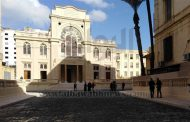 In photos: The Renovated Jewish temple in Alexandria